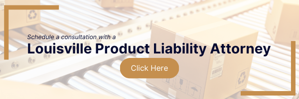 louisville product liability attorney