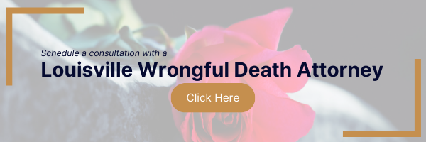 louisville wrongful death attorney